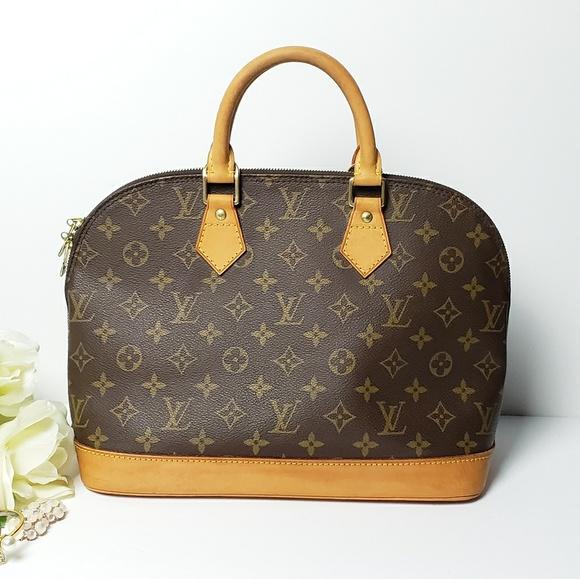 d9bdb899ca32 Louis Vuitton Handbags - SALE Authentic Louis Vuitton Alma handbag